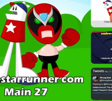 Homestarrunner com Main 27 Red-redial 2021