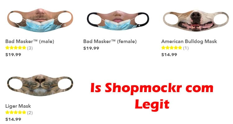 Is Shopmockr com Legit 2021