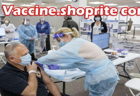 Vaccine.shoprite com 2021