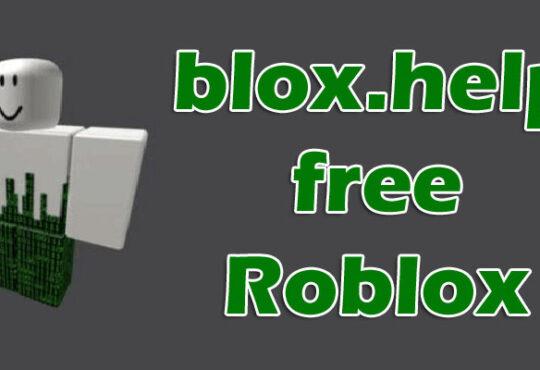 blox.help free Roblox 2021