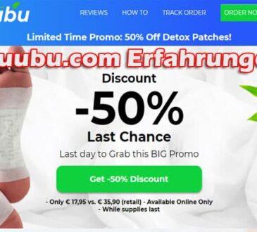 Nuubu.com Erfahrungen 2021