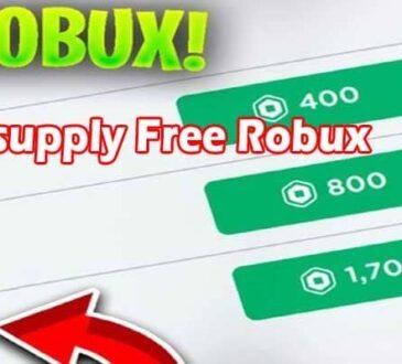 Blox.supply Free Robux 2021