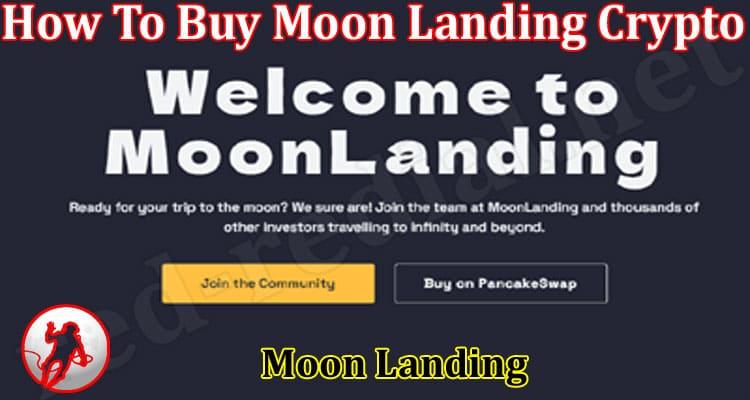 How To Buy Moon Landing Crypto 2021.