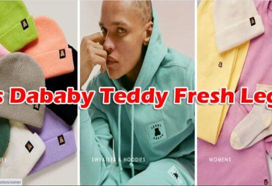 Is Dababy Teddy Fresh Legit 2021